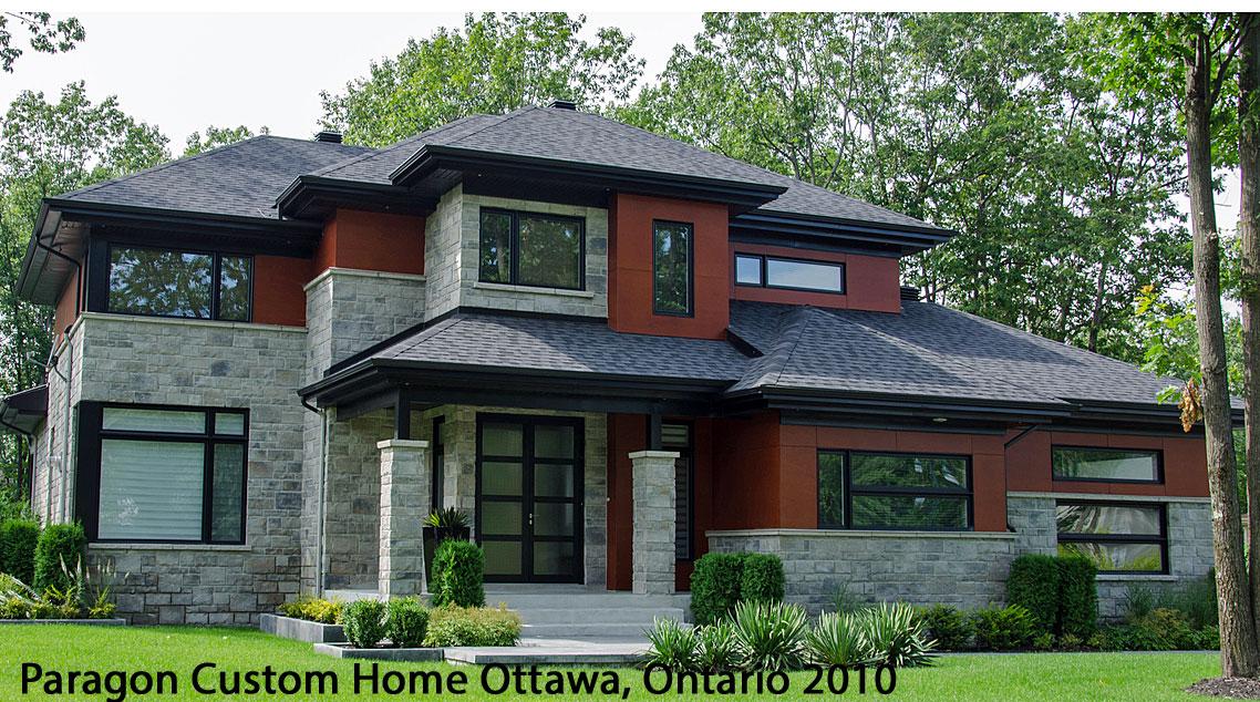 Paragon Homes   Custom Homes, Renovation, Plans & Design   Ottawa ...